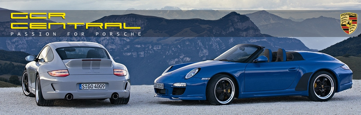 GCR CENTRAL  Porsche Independent Specialists in Leicester